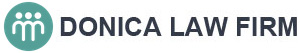 Donica Law Firm Logo